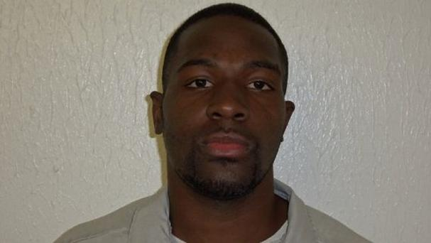 Beheading suspect Alton Nolen (Oklahoma Department of Corrections/AP)
