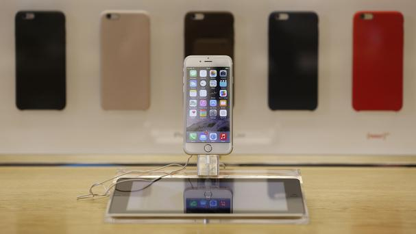 Apple recorded the biggest quarterly profit in corporate history