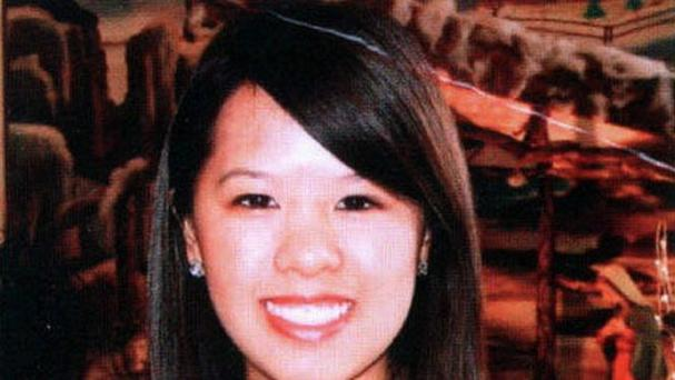 Nina Pham, shown in a 2010 photo provided by tcu360.com, the yearbook of Texas Christian University (AP/ Courtesy of tcu360.com)