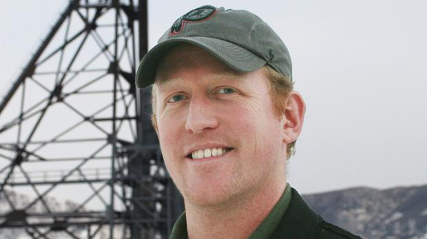 Robert O'Neill, a retired Navy SEAL who says he killed Osama bin Laden has identified himself publicly (The Montana Standard/AP)