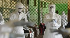An 11th doctor has died in Sierra Leone after contracting Ebola