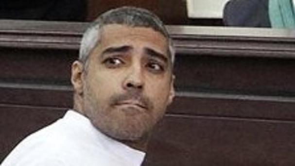 The release of Mohammed Fahmy is said to be imminent (AP)