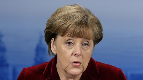 A spokesman for German chancellor Angela Merkel said a summit will be held to discuss the Ukraine crisis