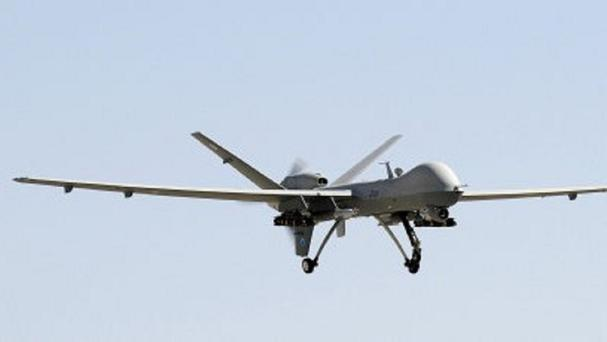 Abdul Rauf and seven others were killed when a drone strike hit their car