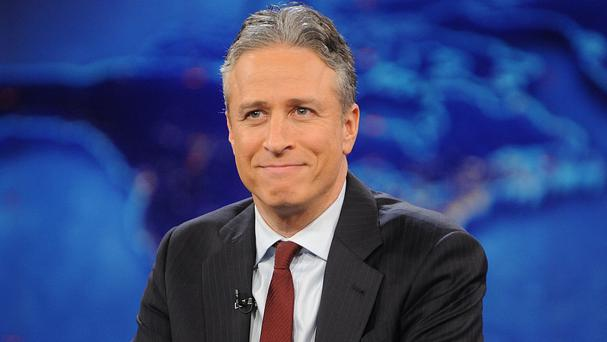 Jon Stewart is leaving The Daily Show later this year (AP)