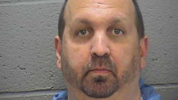 Craig Hicks is accused of murdering a newlywed couple and the wife's sister (Durham County Sheriff/AP)