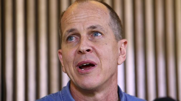 The proceedings come less than two weeks after the deportation of the reporters' Australian colleague, Peter Greste (AP)