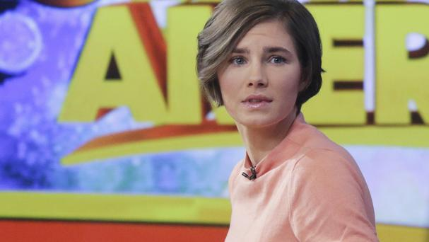 Amanda Knox, whose murder conviction was reinstated by an Italian court (AP)
