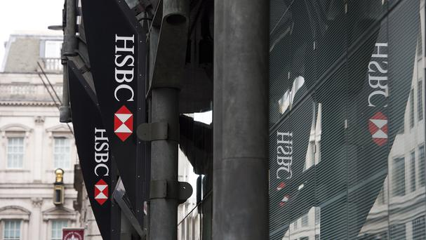 The Geneva premises of HSBC's Swiss private bank have been searched, officials said.