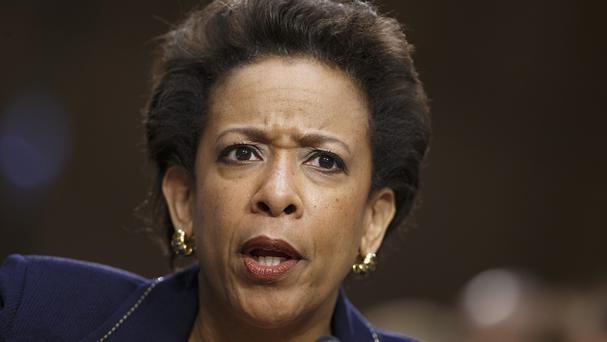 Attorney General nominee Loretta Lynch has defended her offices handling of a money-laundering investigation involving HSBC (AP)