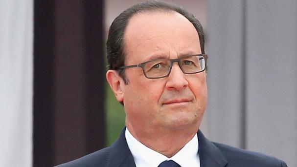 President Francois Hollande has vowed to protect French Jews