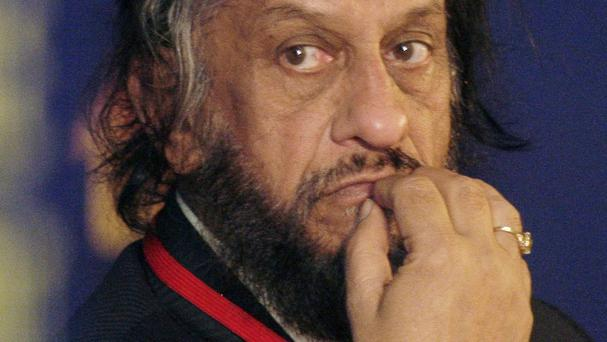 Rajendra Pachauri is resigning from his post. (AP)