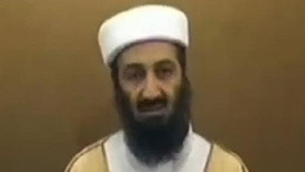 Papers seized in the 2011 raid on Osama bin Laden's compound were read at the New York trial of a man accused of plotting terror attacks in the UK and Europe (SITE Intelligence Group/PA)