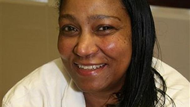 Linda Carty is on death row in Texas but will have her case reviewed after lawyers claimed to have unearthed new evidence (Reprieve/PA)