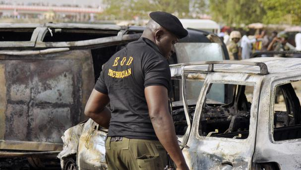 Boko Haram has been waging violence across the north of Nigeria (AP)