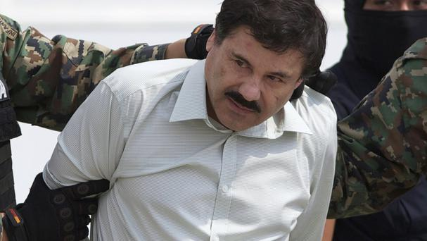 Another Mexican drug lord has been held following the capture of Joaquin