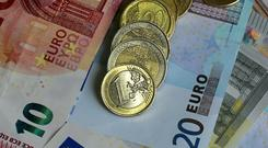 The European Central Bank has announced it has started its stimulus programme