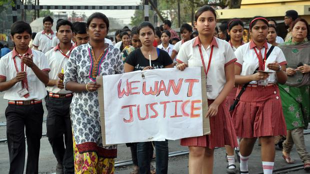 The attack is the latest crime to focus attention on the scourge of sexual violence in India