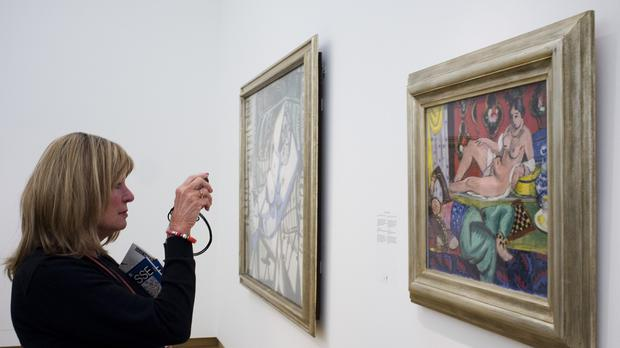 A major Matisse exhibition is due to take place in Amsterdam (AP)