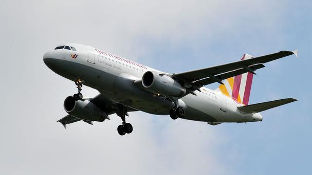 Germanwings plane (Stock image)