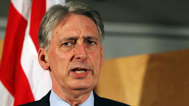 Philip Hammond says Iran might still not be ready to accept what is on the table