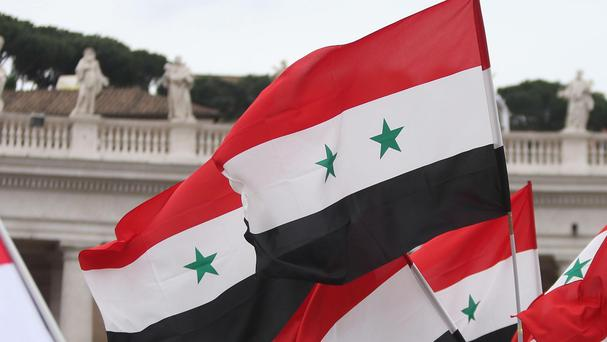 Syrian government forces have withdrawn from the border crossing with Jordan, activists said