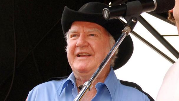 Dukes Of Hazzard cast member James Best has died aged 88 (AP/Bristol Herald Courier, Earl Neikirk)