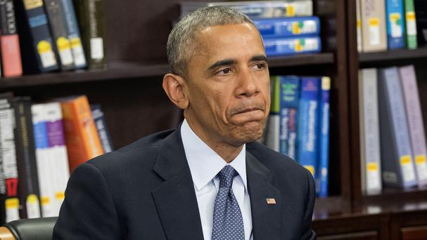Barack Obama says so-called gay conversion therapy is inappropriate (AP)