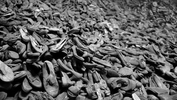 An estimated 56,000 people were killed at Buchenwald