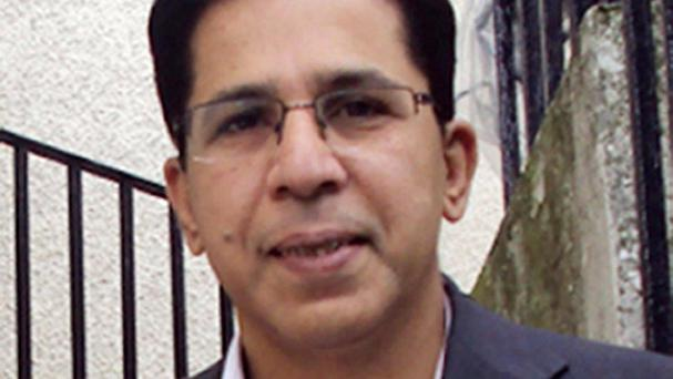 Imran Farooq was murdered in London in 2010