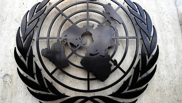 The United Nations' said it was concerned by the draft report's findings