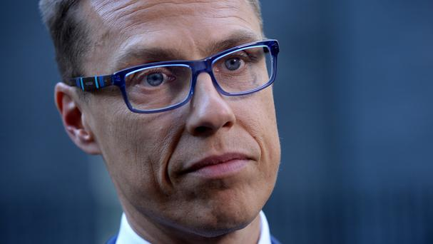 Finnish prime minister Alexander Stubb has conceded defeat in the election to the Centre Party's Juha Sipila