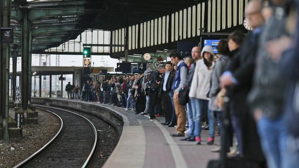 It is understood that commuters will be worst hit during morning rush-hour services on Friday, October 23 - the upcoming Bank Holiday weekend