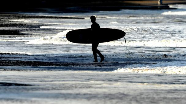 A surfer is in a critical condition after being attacked by a shark in South Australia