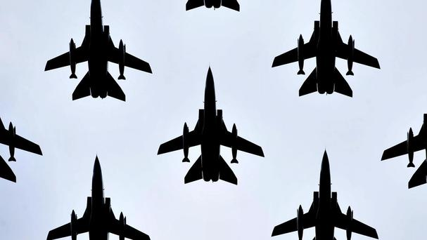 The Syrian military has been relying heavily on its air power to try to tackle the opposition tide
