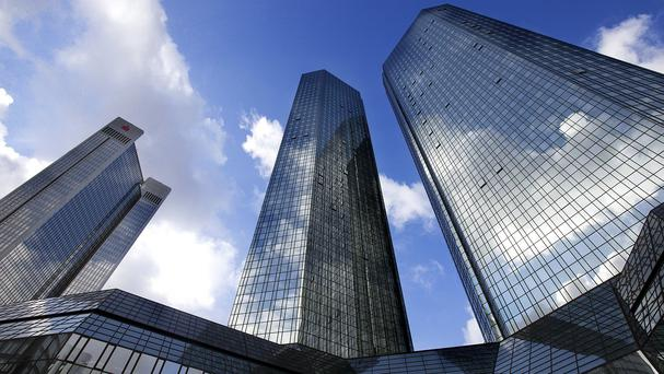 Deutsche Bank has struggled to maintain profits investors want to see while meeting regulatory demands to cut risk