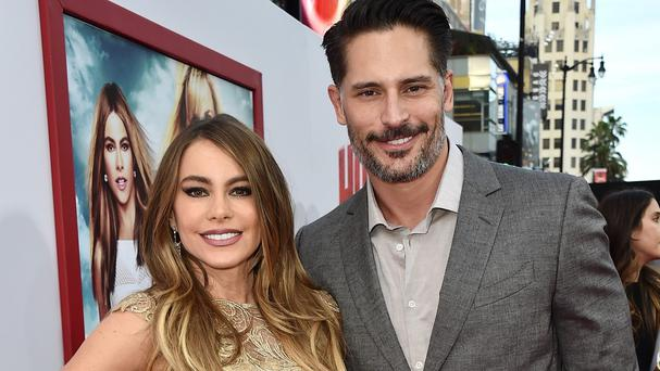 Sofia Vergara and partner Joe Manganiello