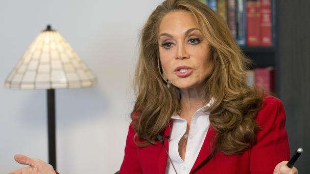 Pamela Geller is one of America's most outspoken critics of Islamic extremism (AP)