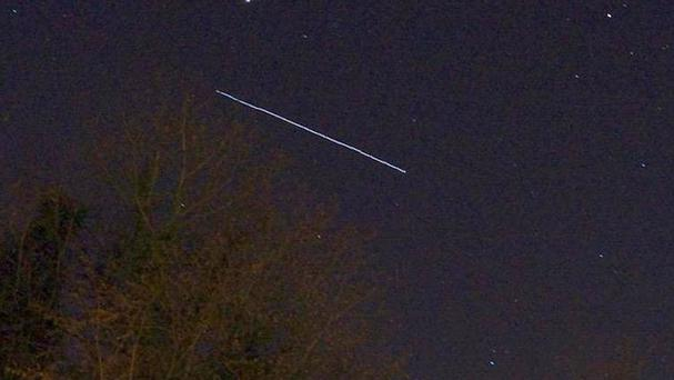 The Progress spacecraft went out of control en route to the International Space Station
