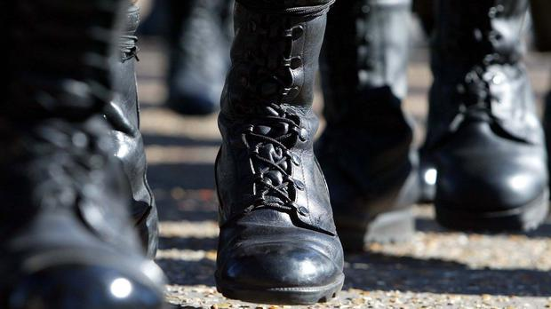 A soldier, who is considered too fat and unfit to serve his country, has been given leave of the High Court to legally challenge a decision of the Minister for Defence not to allow him extend his military service