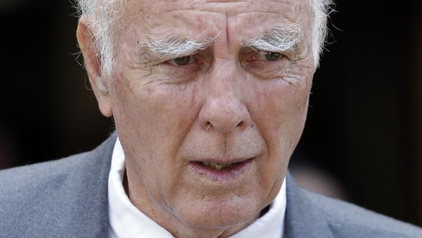 Retired tennis player Bob Hewitt has been jailed (AP)