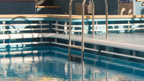 A 10-year-old girl drowned in a swimming pool on a cruise ship