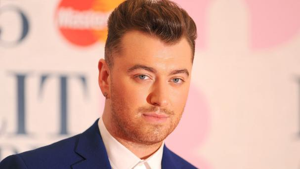 Sam Smith's next live show is scheduled for July 18