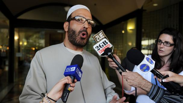 Man Monis, who took 18 people hostage at a Sydney cafe, was a self-obsessed fabulist who grew increasingly defiant as he edged closer to his attack, an inquest heard (Dean Lewins/AAP/AP)