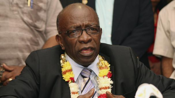Jack Warner was forced out of Fifa in 2011 over a bribery scandal but has denied any wrongdoing (AP)