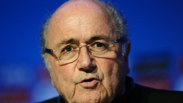 Sepp Blatter says he has nothing to fear