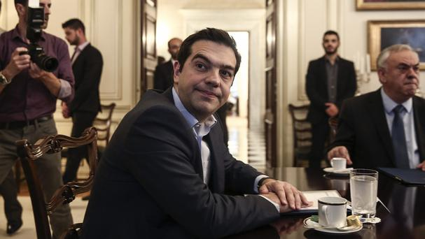 Alexis Tsipras is struggling to secure a bailout deal for Greece