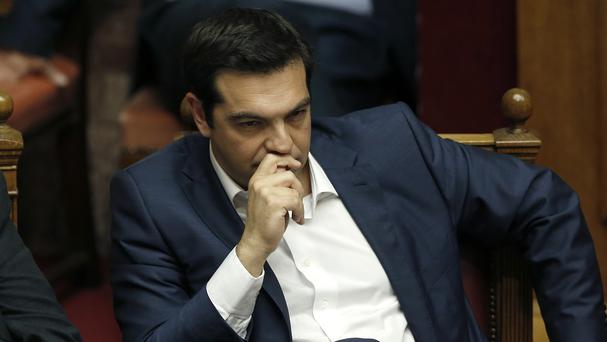 Greek prime minister Alexis Tsipras insisted any solution must include some form of debt relief (AP)
