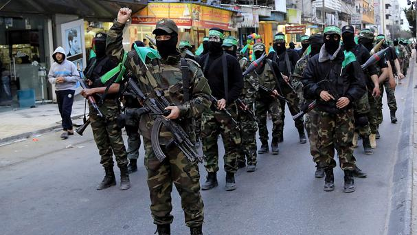 Egypt's state news agency is reporting a court has overturned a decision naming Hamas a terrorist organisation (AP)
