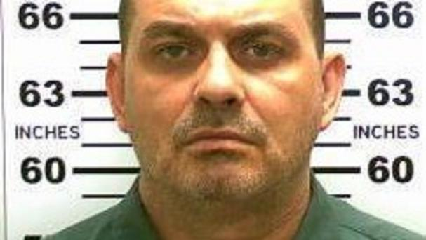Richard Matt, one of two prisoners who escaped from the Clinton Correctional Facility in Dannemora (New York State Police/AP)